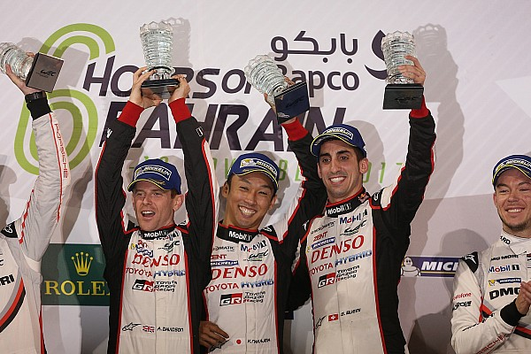 Bahreyn WEC: Toyota sezon finalinde zaferin sahibi, Ferrari GTE şampiyonu
