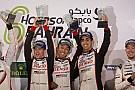 WEC Bahrain WEC: Toyota wins finale, Ferrari gets GTE title