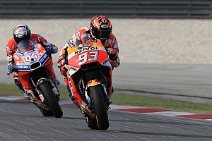 """MotoGP Noticias de última hora Márquez: """"El nuevo motor me permite rodar de entrada en mis tiempos"""""""