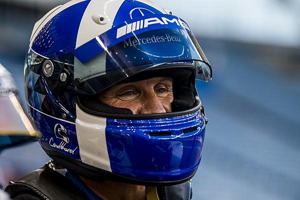 Vintage Noticias David Coulthard correrá un Mercedes en Goodwood
