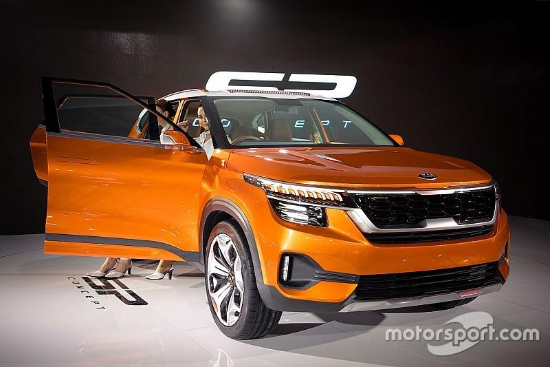 Kia підтвердила запуск компактного кросовера для ринку США