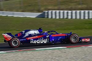 Fórmula 1 Noticias Honda y Toro Rosso considerarán cambios tácticos de motor