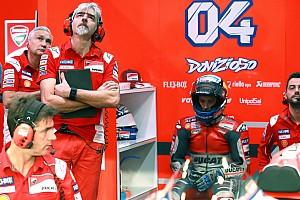 """Dovizioso: """"La Ducati va siempre bien en Qatar, y este año aún mejor"""""""