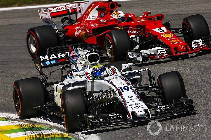 FIA trialling new blue flag system at Interlagos