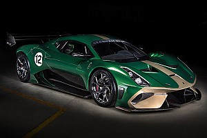 Automotive Breaking news Brabham will introduce road and race models
