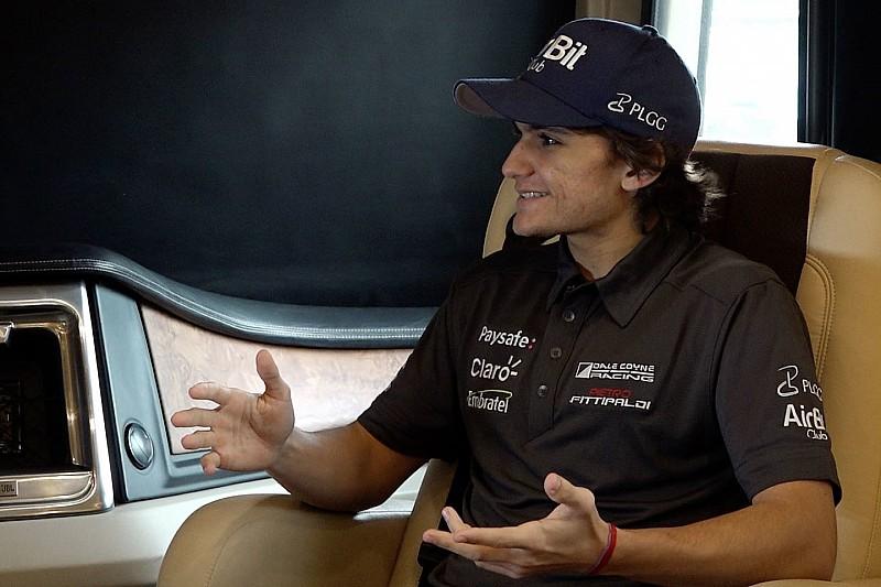 Nach Horrorcrash in Spa: Fittipaldi wieder im IndyCar-Cockpit