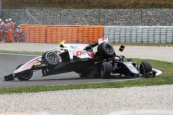 FIA Fórmula 2 Artículo especial Cómo pasó el Halo su primera gran prueba