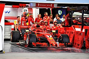 Formula 1 Analysis How Ferrari caught up with Mercedes in Bahrain