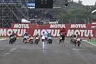 """Pole position em grid bizarro, Miller lembra: """"foi um caos"""""""