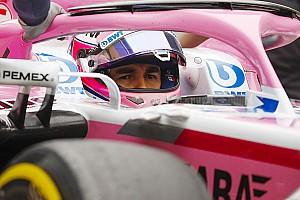 """Fórmula 1 Últimas notícias Pérez: """"Sou tão bom quanto qualquer um aqui"""
