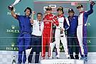 GP3 Silverstone GP3: Piquet leads all-Trident podium
