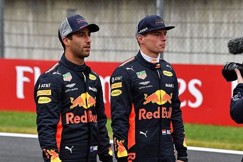 "Ricciardo says Verstappen qualifying tactics not ""fair"""