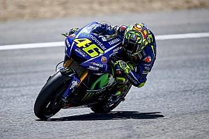 "MotoGP 速報ニュース 【MotoGP】ロッシ、へレスの不振でフランスGPへの期待は""不確実"""