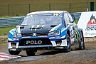 World Rallycross Belgium WRX: Kristoffersson leads overnight, Ekstrom only seventh