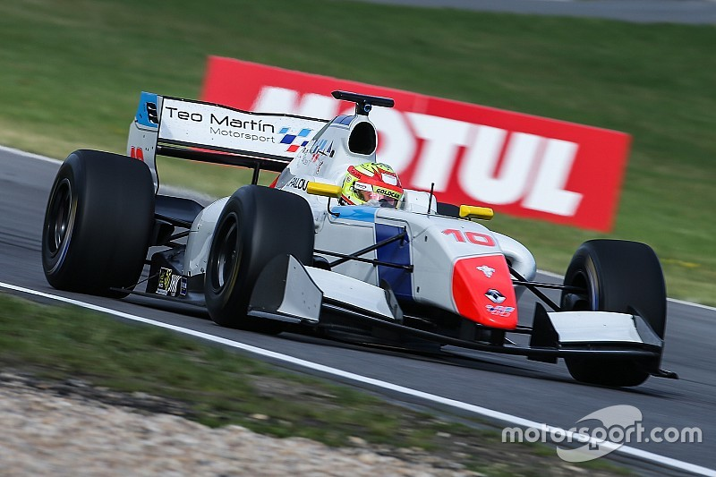 Nurburgring F3.5: Debutant Palou scores maiden win