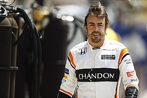 Alonso sıralama turları sonucundan memnun