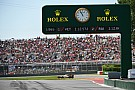 La F1 planea que las carreras europeas pasen a ser a las 15.10h