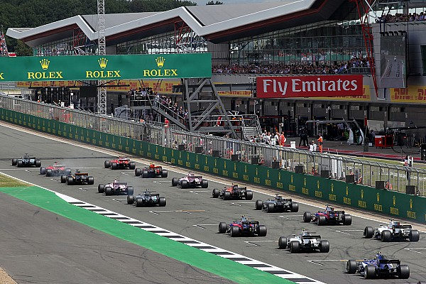 F1 突发新闻 F1成为2017年社交媒体发展速度最快运动