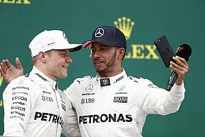 Formel 1 News Formel 1 2017: So bewertet Mercedes die Leistung von Hamilton/Bottas