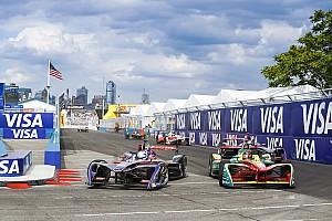 Formula E Breaking news New York FE changes not good for title hopeful Bird
