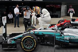 F1 Reporte de la carrera Hamilton gana sin despeinarse y Vettel sufre una pesadilla en Silverstone