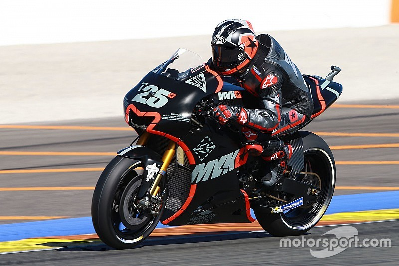 Vinales fastest again as Valencia testing concludes