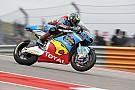 Moto2 Franco Morbidelli scoort hattrick in Austin