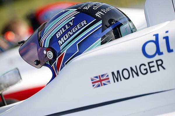 Formel 4 News Formel-4-Fahrer Billy Monger nach Amputation aus Koma erwacht