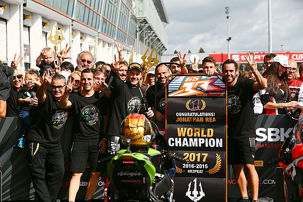 World Superbike Rea: