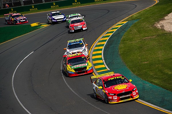 Albert Park Supercars: Coulthard cruises to second win