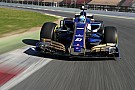VIDEO: el Sauber C36 en acción