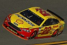 NASCAR Cup Logano and Ford top Daytona 500 qualifying practice