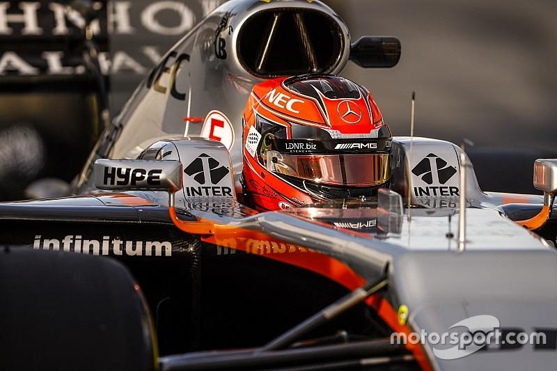 Окон ожидал большего от новых машин Формулы 1