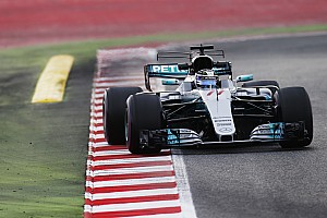 Formule 1 Résumé d'essais Barcelone, J6 - Mercedes tient le record hivernal à la mi-journée