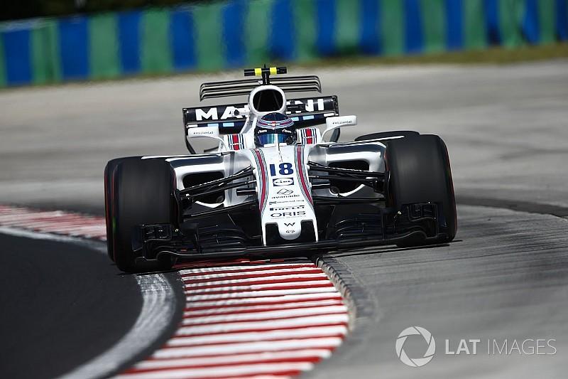 Stroll, Massa'nın yerine Macaristan testine katılacak