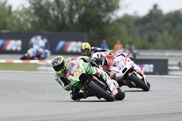 MotoGP Nach MotoGP-Crash in Brno: Aleix Espargaro drängt auf Regeländerung