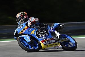 Moto3 Verslag vrije training Tweede training GP Oostenrijk: Canet topt voor terugkeer regen