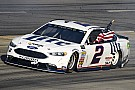 NASCAR Cup Keselowski vence batalha com Kyle Busch em Martinsville