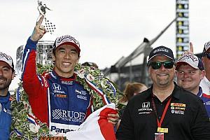 IndyCar BRÉKING Sato: Jöhetnek a fiatalok!