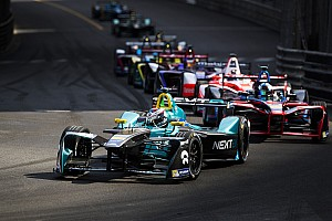 Formula E Special feature Nelson's column: Why I love street racing in Formula E