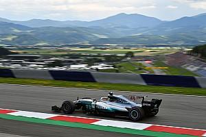Formula 1 Practice report GP Austria: Hamilton ungguli Vettel di latihan kedua
