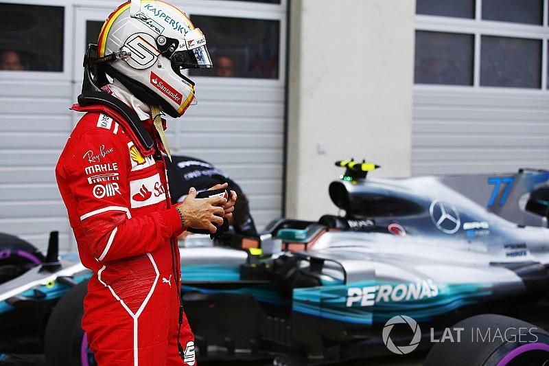 "Todt advierte a Vettel de consecuencias ""muy graves"" si surge otro incidente"