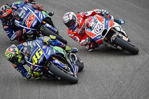 """Rossi: """"Con el chasis anterior habría sido una hecatombe"""""""