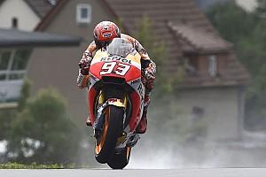 MotoGP Kwalificatieverslag Marquez troeft Petrucci af voor achtste pole op rij in Duitsland