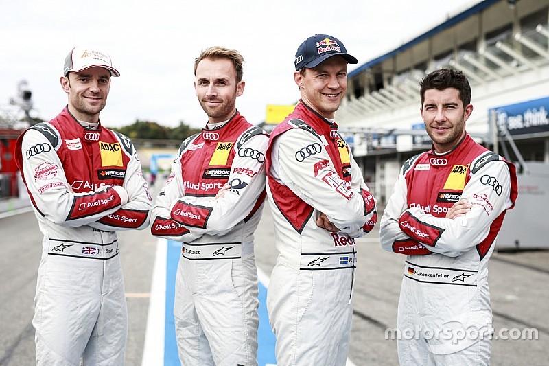 Los rivales por el título del DTM penalizan para la última carrera