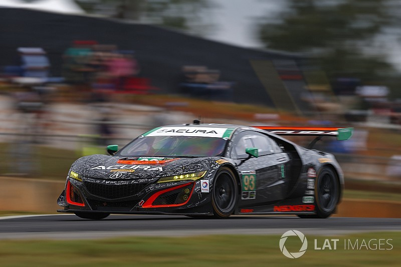 MSR impiegherà una Acura full time ed una part time nell'IMSA 2018