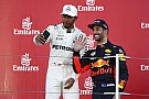 Ricciardo: gostaria de me testar na mesma equipe de Hamilton