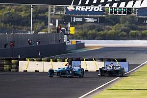 Formule E Actualités Une chicane étonnante fait polémique à Valence