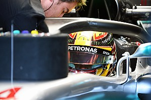 Formule 1 Diaporama Photos - Hamilton, Ericsson et Vandoorne testent le Halo