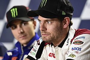 MotoGP Ultime notizie Cal Crutchlow si infortuna ad un dito, ma a Misano vuole esserci